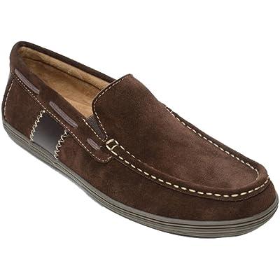 Minnetonka Men's Grant Loafer Flat | Loafers & Slip-Ons