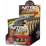 Nitrotech Protein Crunch Chips - 125 g (Nacho Cheese)