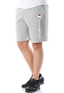 Champion Men s Shorts Grey Grey  Amazon.co.uk  Clothing 4b1123456552