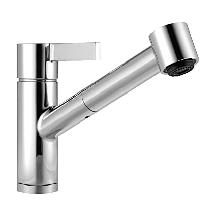 Groovy Dornbracht Single Lever Pull Out Eno 33870760 00 Chrom Polished Home Interior And Landscaping Ponolsignezvosmurscom
