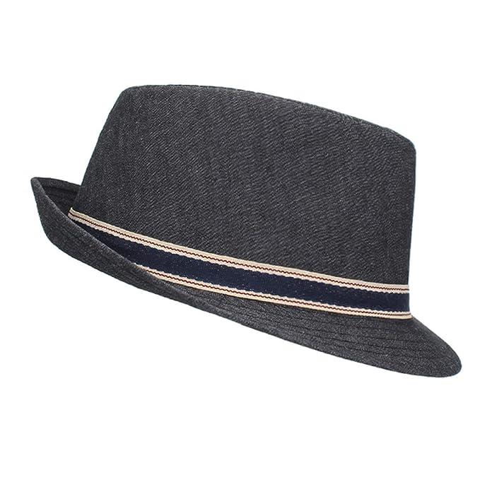 New Men Fedoras Hat Women Felt Hats for Men Caps Church Boater Wide Brim  Panama Fashion b9d7f9fa37b