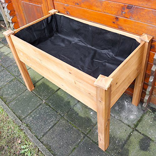 Gartner Potschke Hochbeet Vlies 300x250 Cm Amazon De Garten