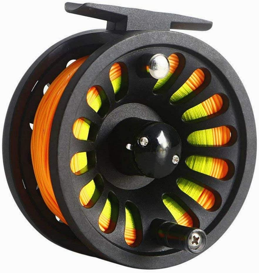 Isafish Fly Reel (5/6)