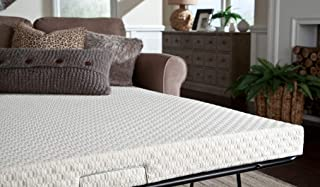 product image for PlushBeds Natural Latex Sofa Bed Mattress - Queen Wide