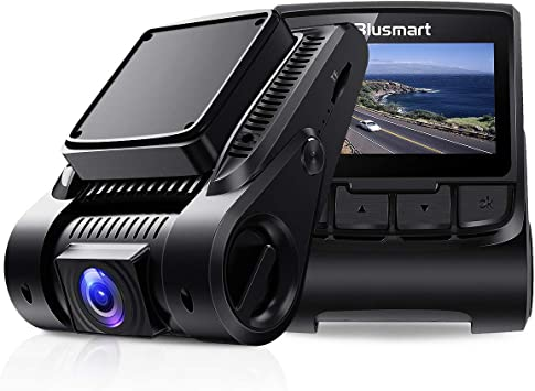 1080P Dashboard Camera WDR Driving Recorder with WiFi 170° Angle Lens G-Sensor