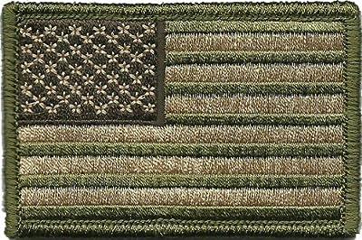 Tactical USA Flag Patch - Multitan - by Gadsden and Culpeper by Gadsden and Culpeper