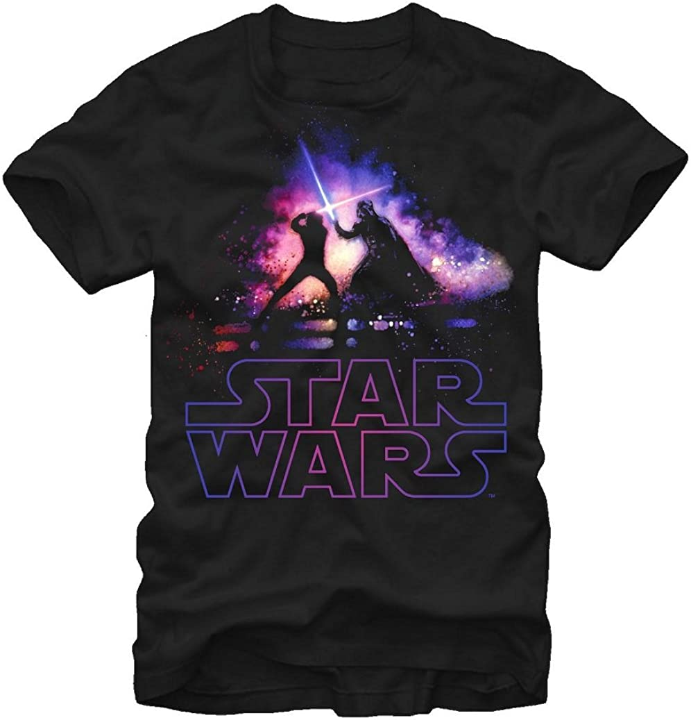 Fifth Sun Star Wars - Crossing Sabres - T-Shirt