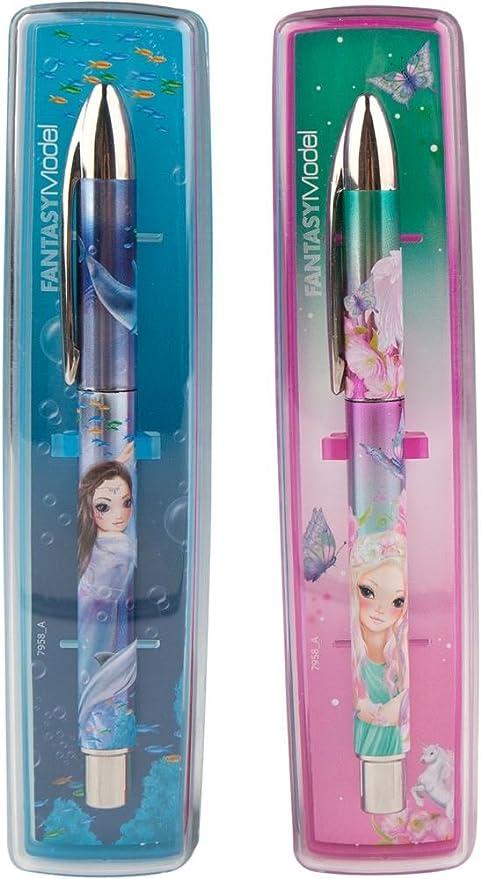 Top model - Fantasy Model bolígrafo en Caja de Regalo 1 x diseño ...