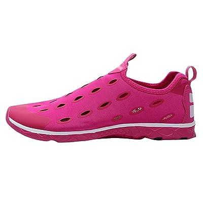 Fereshte Unisex couple Men's Women's Water Shoes Swim Mesh Trainers Breathable Aqua Quick Drying Shoes