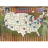 Ballpark Travel Quest Poster Set