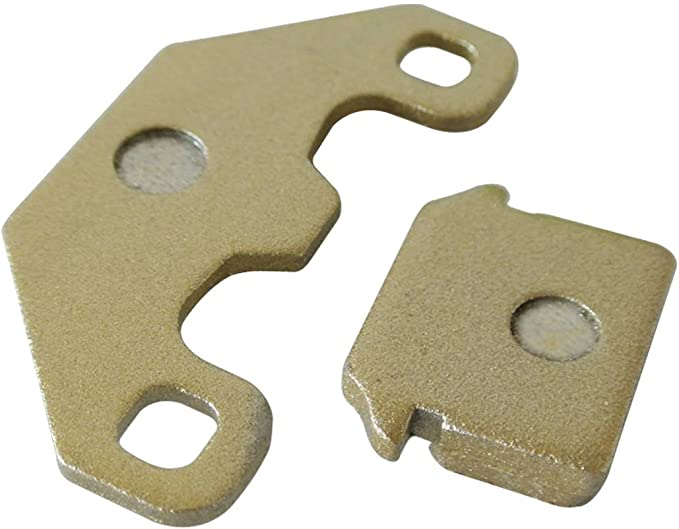 SQUARE PIT BIKE SDG REAR BRAKE PADS fits 140cc 150cc 160cc PITBIKES