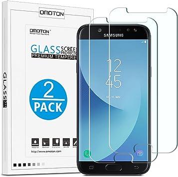OMOTON Protector Pantalla Compatible para Samsung Galaxy J5 2017 ...