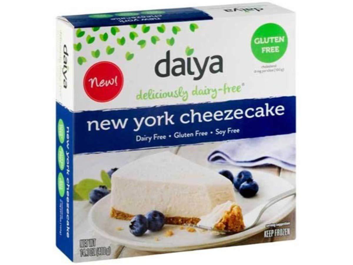 Daiya New York Cheezecake, 14.1 Ounce -- 8 per case. by Daiya