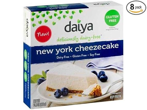 Daiya New York Cheezecake 14 1 Ounce 8 Per Case Amazon Com Grocery Gourmet Food,Eggplant Recipes Thai