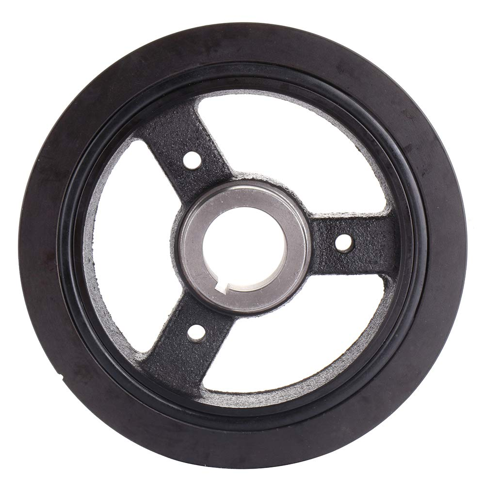 ECCPP Harmonic Balancer Fit for 1996-2000 Ford Mustang 1994-1997 Mercury Cougar 1992-2000 Lincoln Town Car