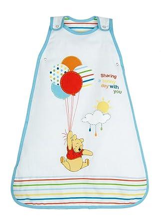 Disney Winnie The Pooh Suny día saco de dormir para 6 - 12 meses: Amazon.es: Bebé