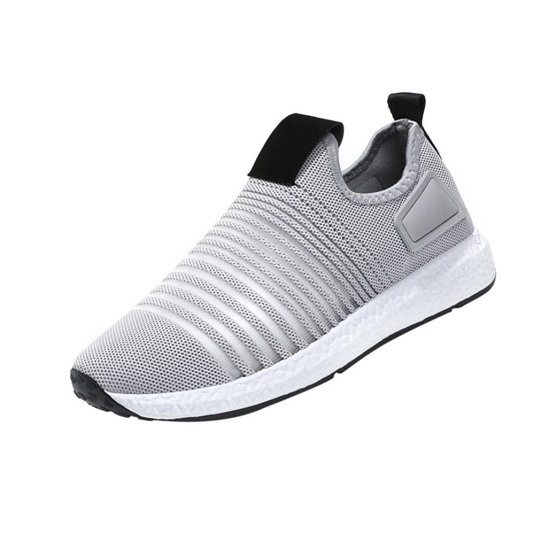 Amazon Com Fheaven Men S Spring Casual Travel Shoes Breathable