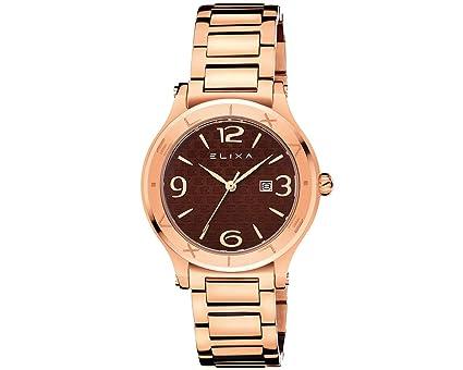 Reloj Mujer ELIXA E110-L442: Amazon.es: Relojes