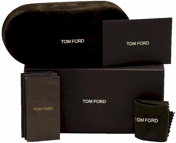 baf276b300 Amazon.com  Tom Ford Sunglasses TF 325 Telma 01P Black 60mm  Shoes