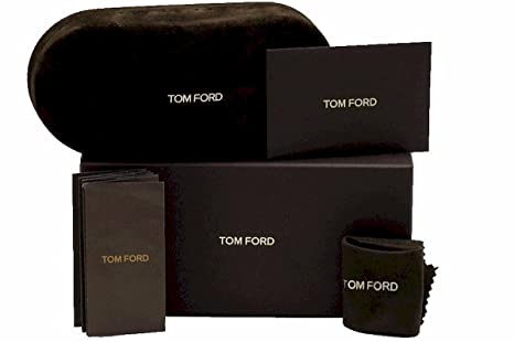 406ce73fcd Tom Ford FT0513 01W Shiny Black Morgan Square Sunglasses Lens Category 2  Size 5 at Amazon Men s Clothing store