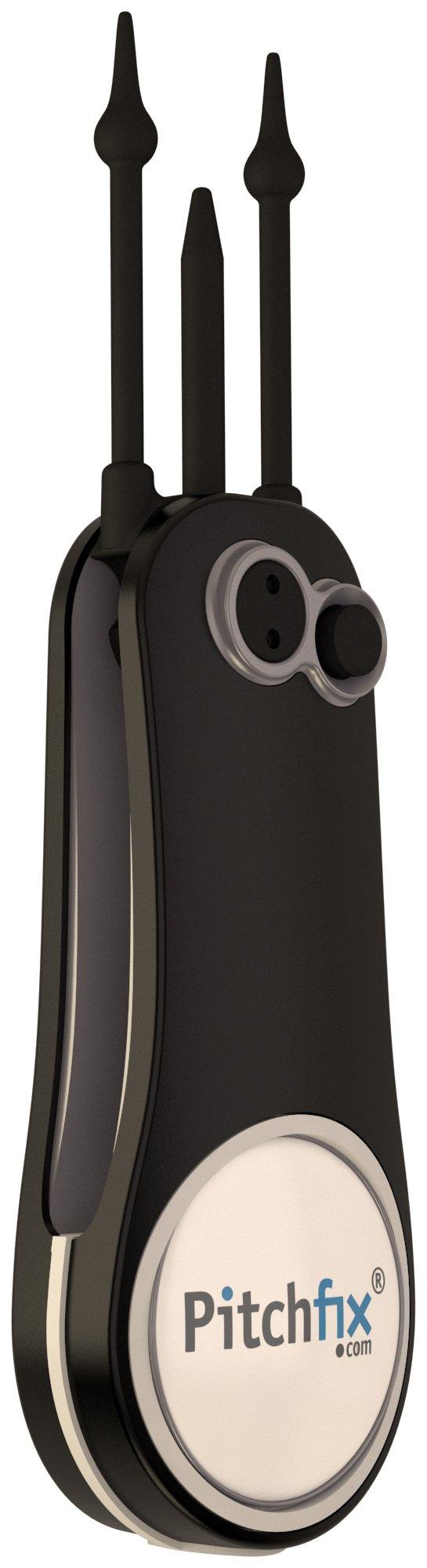 Pitchfix Fusion 2.5 Pin, Black/Silver by Pitchfix (Image #1)