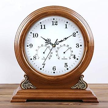 Bright Despertadores mecánicos Reloj de Mesa Cerradura ...