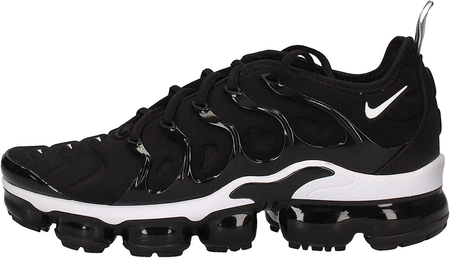 Nike Air Vapormax Plus Track & Field Schoenen voor heren Zwart Wit 11