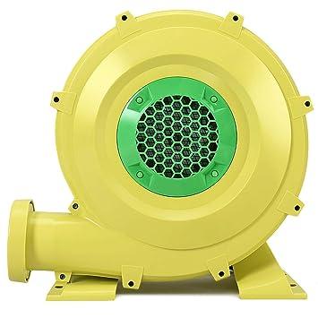 COSTWAY 680W Soplador para Castillo Hinchable Ventilador de ...