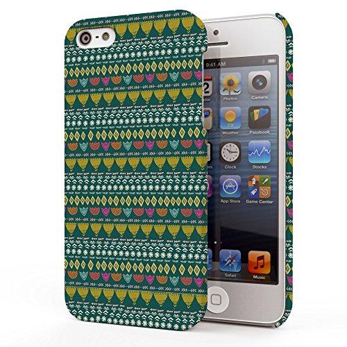 Koveru Back Cover Case for Apple iPhone 5S - Glass design