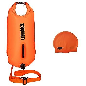 Amazon.com: Lielisks - Boya de natación de agua abierta ...