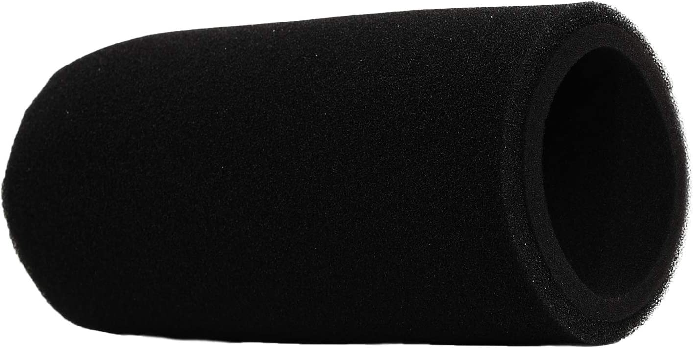 Raptor 350 YFM350 YFM350R YFM350X YFM350FX Replaces 1UY-14451-00-00 HIFROM Air Filter Element Cleaner Replacement for Yamaha Grizzly 600 YFM600 YFM600F YFM600FH YFM660FHW YFM600FWA Pack of 1