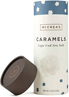 product image for McCrea's Candies Cape Cod Sea Salt Caramels Made in Boston