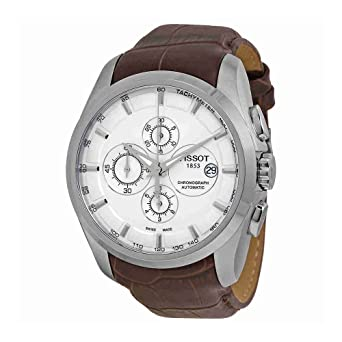 Image Unavailable. Image not available for. Color  Tissot Couturier  Automatic Chronograph ... 99e09f019fba