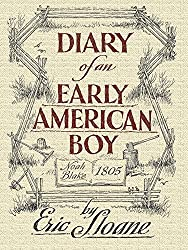 Diary of an Early American Boy (Dover Books on Americana)