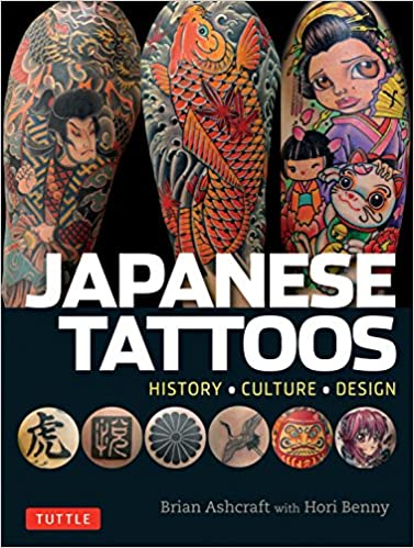 Japanese Tattoos: History * Culture * Design: Amazon.es ...