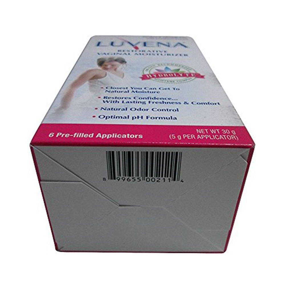 Luvena Vaginal Moisturizer 6/5 Grm Pack of 2