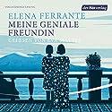 Meine geniale Freundin (Die Neapolitanische Saga 1) Hörbuch von Elena Ferrante Gesprochen von: Eva Mattes
