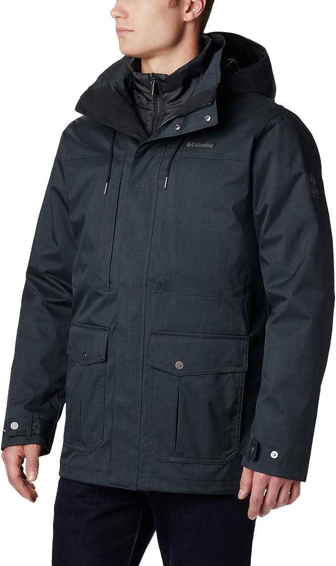 Columbia 哥伦比亚 Horizons Pine 热反射三合一防水保暖 男式冲锋衣 5折$109.98 海淘转运到手约¥864