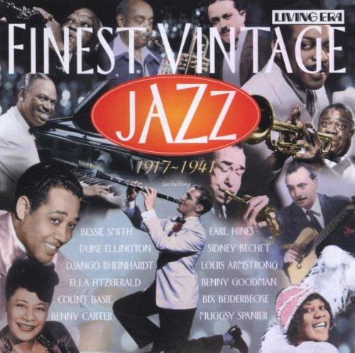 Finest Vintage Jazz: 1917-1941 by Asv Living Era