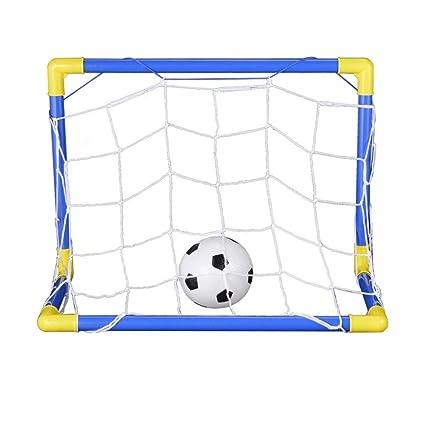 f7427a826 Asdomo Football Goal, Portable Soccer Goal,Soccer Goal Post Net Outdoor  Match Training,