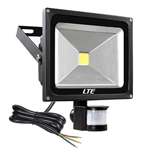 Lte 30w motion sensor lightled floodlight with pir sensor lte 30w motion sensor lightled floodlight with pir sensordaylight whitewaterproof mozeypictures Gallery