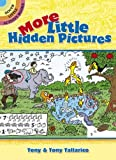 More Little Hidden Pictures (Dover Little Activity Books)