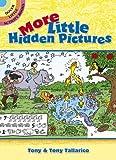 More Little Hidden Pictures (Dover Little Activity Books)