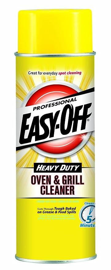 easy-off profesional heavy duty Horno y Limpiador de ...