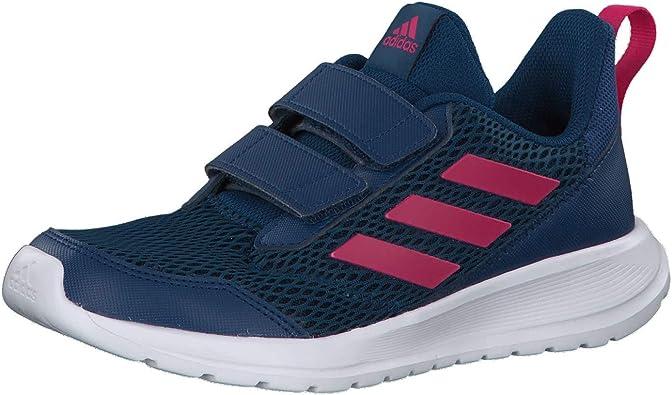 adidas Kids Shoes Running Altarun CF K School Fashion Hook Trainers