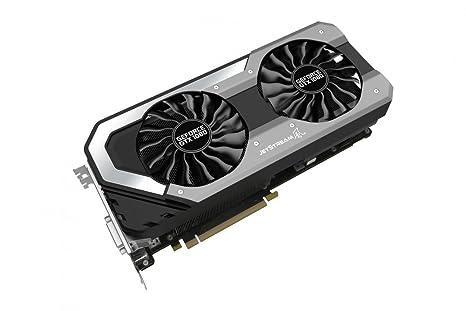 Palit neb1080015p2 - 1040j NVIDIA GeForce GTX 1080 8 GB ...