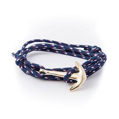 meilleures baskets fc418 0f5fa ☆ Bracelet Ancre marine Homme femme ☆ Ancre de Navire ...
