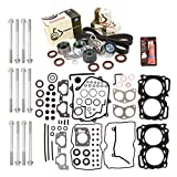 2001 outback head gaskets - Evergreen HSHBTBK9009MLS MLS Head Gasket Set Head Bolts Timing Belt Kit Fits 99-03 Subaru 2.5 SOHC EJ251 EJ252