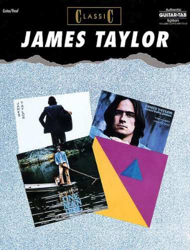 Classic James Taylor - Guitar Personality