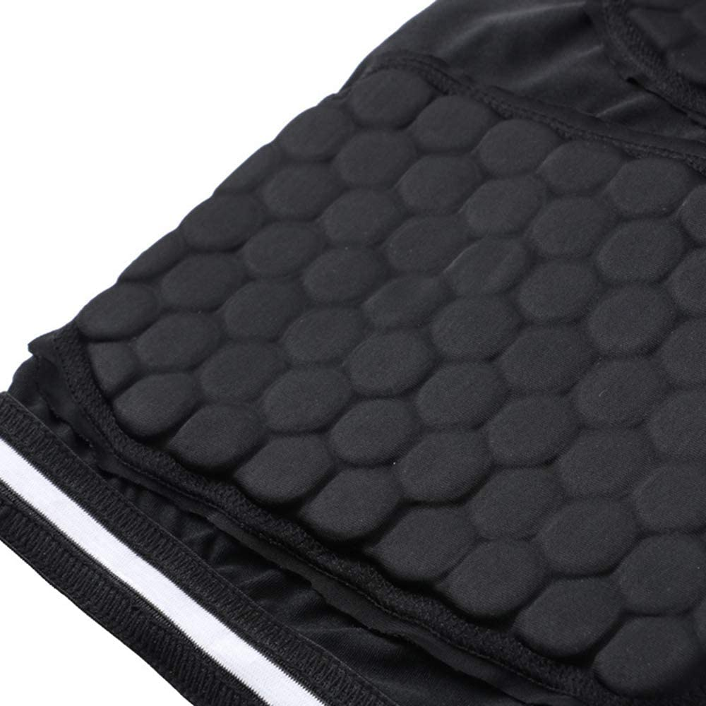 Boly SNQ-DK-XL Padded Compression Shorts